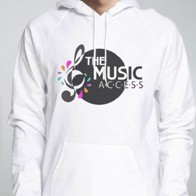 The Music Access Logo Shirt