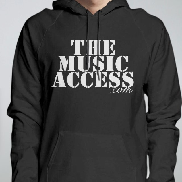 The Music Access Shirt Original Black