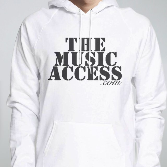The Music Access Shirt Original White